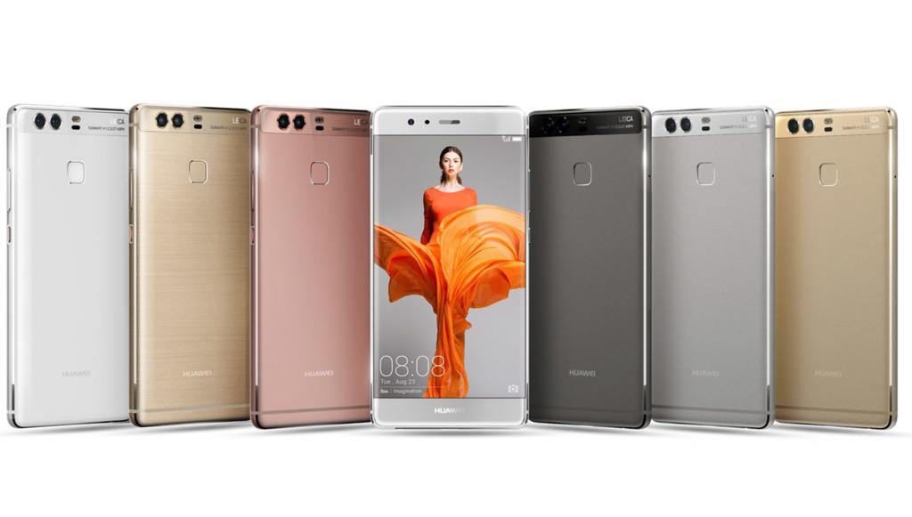 Huawei P9 Lite y P9 Plus ya están en Tiendas Conexión
