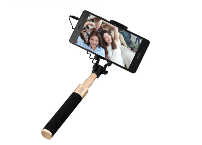 Consigue un palo selfie con tu Huawei P9 Lite