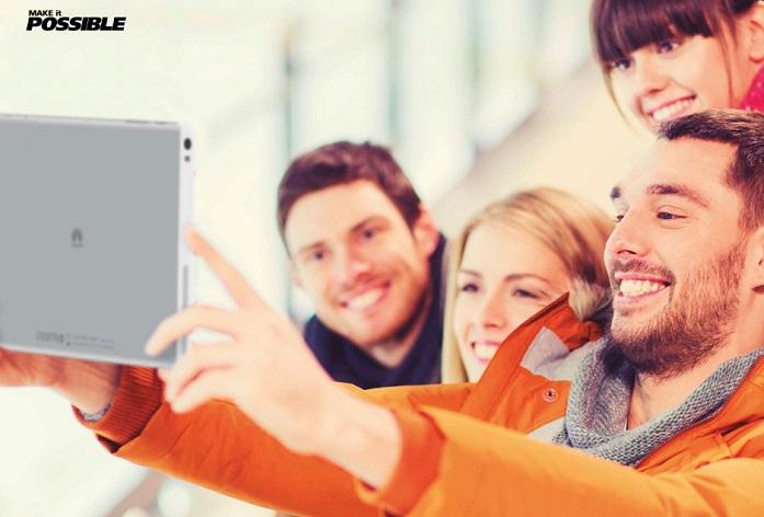 Funda exclusiva en Tiendas Conexión con tu tablet Huawei