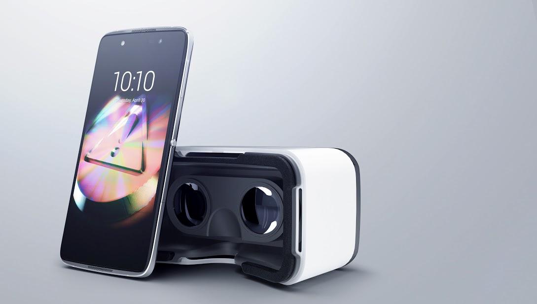 Tablet Alcatel de regalo con tu Alcatel Idol 4 VR en Tiendas Conexión