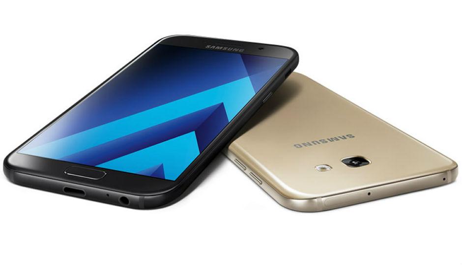 Samsung Galaxy A3 2017 desembarca en Tiendas Conexión