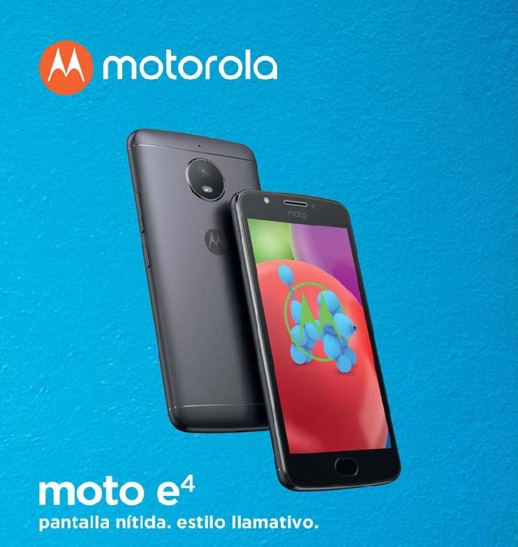 Motorola, fabricante destacado de octubre en Tiendas Conexión