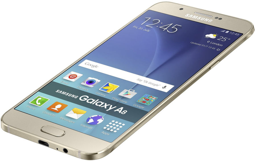 Samsung Galaxy A8, el gama media que se incorpora al portfolio de Tiendas Conexión