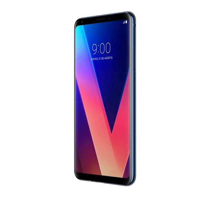 El LG V30, lo último de la marca, ya está en Tiendas Conexión