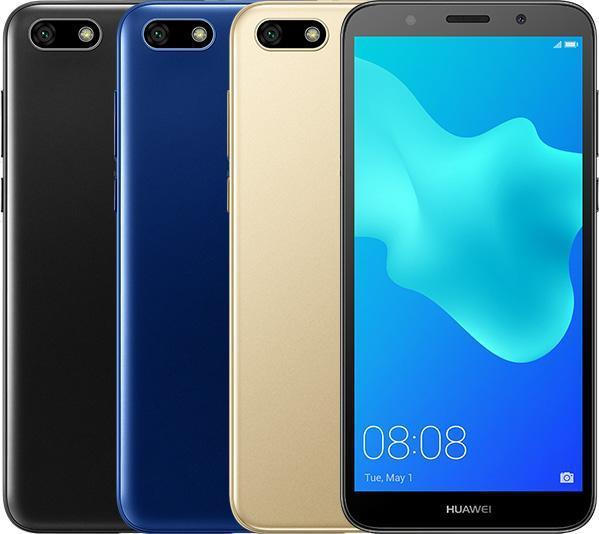 Huawei lanza por sorpresa el Huawei Y5 Prime 2018