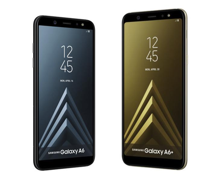 Samsung lanza el Samsung Galaxy A6 y A6+