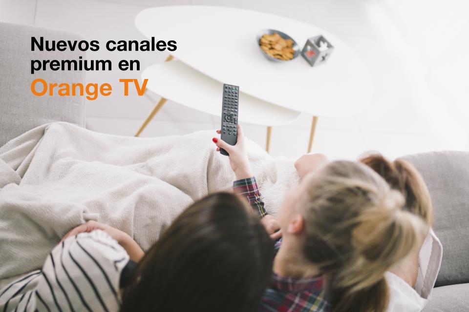 Orange TV incorpora 10 nuevos canales a su oferta