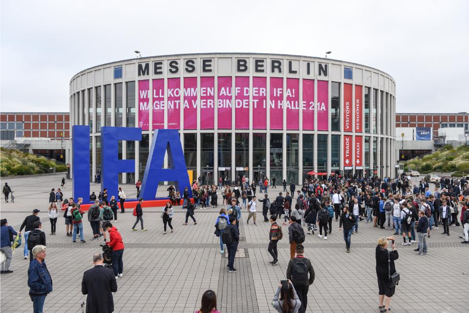 Novedades tecnológicas en el IFA 2018