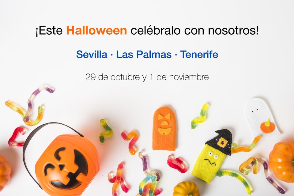 ¡Celebra Halloween con Tiendas Conexión!