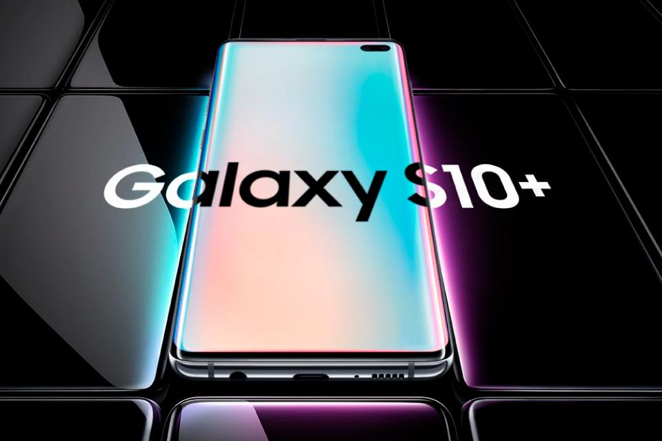 Descubre el nuevo Samsung Galaxy S10+