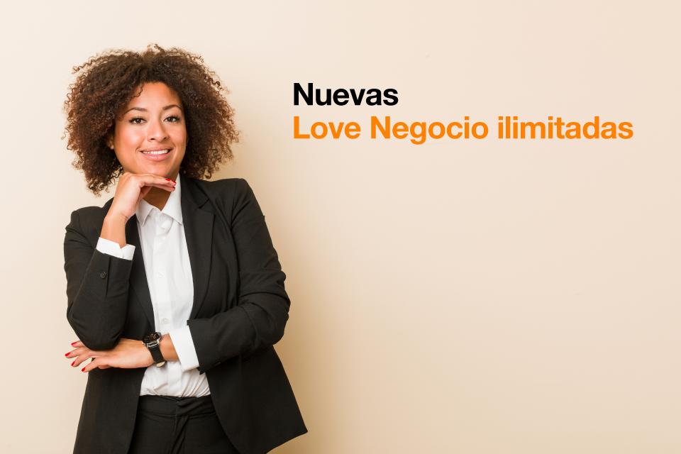 Nuevas tarifas Love Negocio