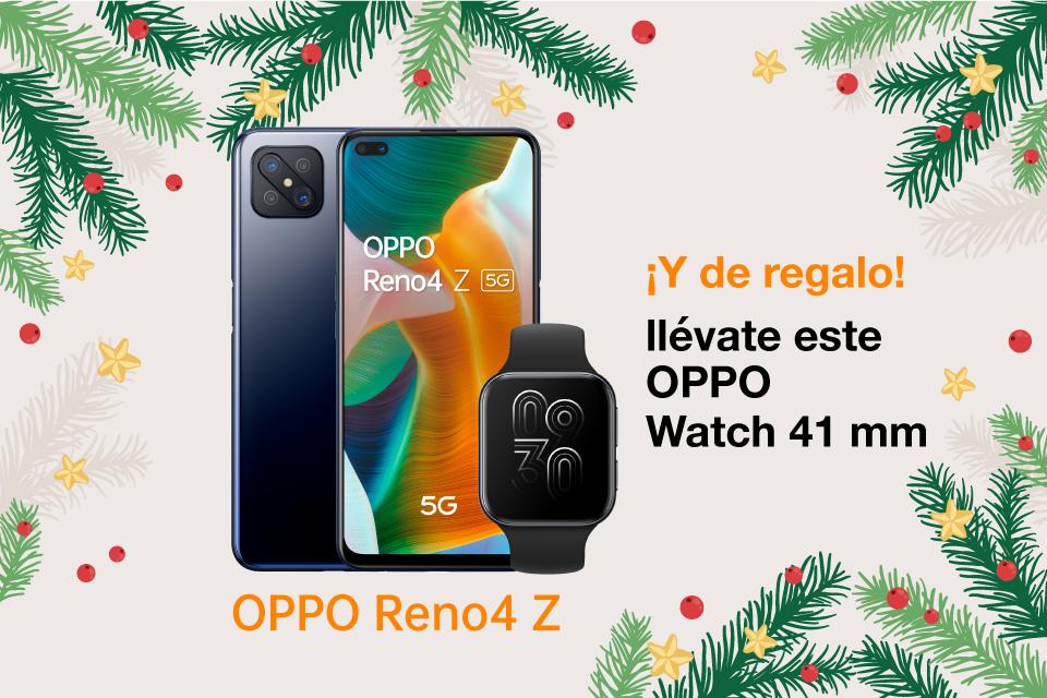 ¡El regalo de estas navidades te le trae OPPO!