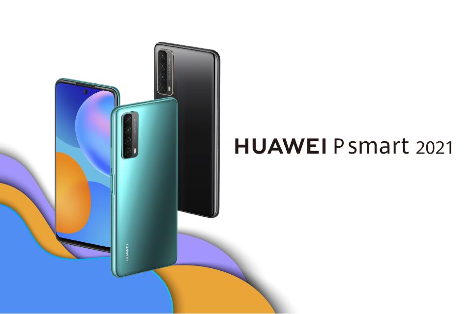 Huawei P Smart 2021: Conecta con tu mundo