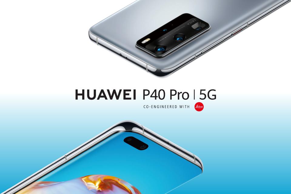 Libera tu inspiración con el Huawei P40 Pro 5G