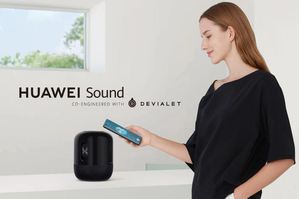 Huawei Sound: un sonido extraordinario