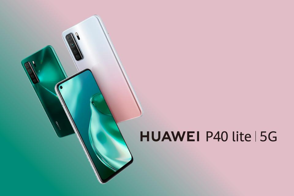 Huawei P40 Lite 5G, un impresionante y atractivo diseño