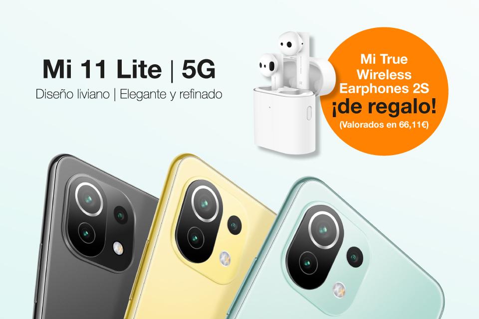 Muestra tu estilo con el nuevo Xiaomi Mi 11 Lite 5G
