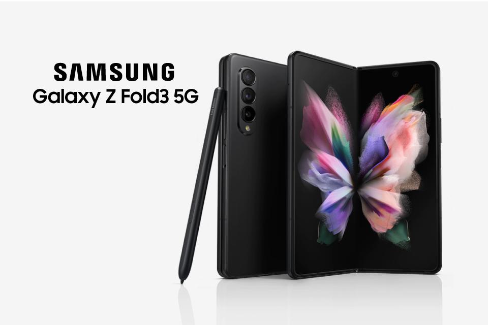 Samsung Galaxy Z Fold3 5G: Prepárate para desplegar tu mundo